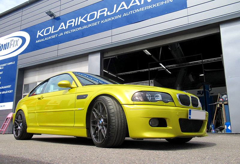 Car Damage Repair and Auto Body Shop in Helsinki